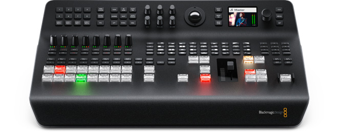 Blackmagic ATEM Television 4K SDI Production Switcher