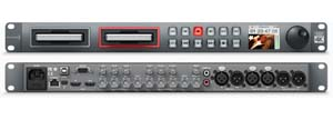 Hyperdeck Studio Pro Hard Continuous Hard Disk Recorder for rental