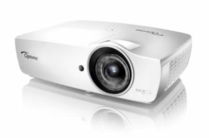 Optoma EH460ST 1080P HD Projector