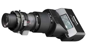 Panasonic ET-DLE030 Extreme Short Throw Fixed Lens for Single Chip DLP models.