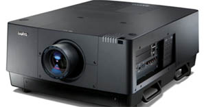 Sanyo PLC-HF15000 15,000 lumen very bright projector suitable for large jobs