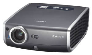 Canon XEED SX6 SXGA+ resolution LCOS Projector