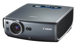 Canon XEED WUX10 WUXGA resolution LCOS Projector  - Full HD capability