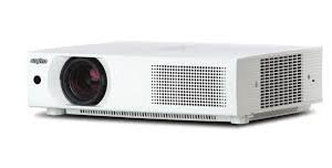 The Sanyo PLC-XU106 LCD projector is 4500 lumens and XGA resolution.