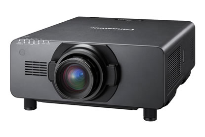 Panasonic PT-DZ21K WUXGA DLP Projector for hire for sale