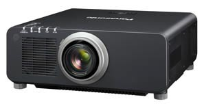 Panasonic PT-RZ120 WUXGA DLP Laser Projector for hire for sale