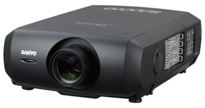 Sanyo PLC-XF47 15,000 lumen very bright projector suitable for large jobs